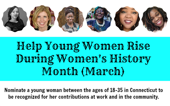 YWRising March campaign